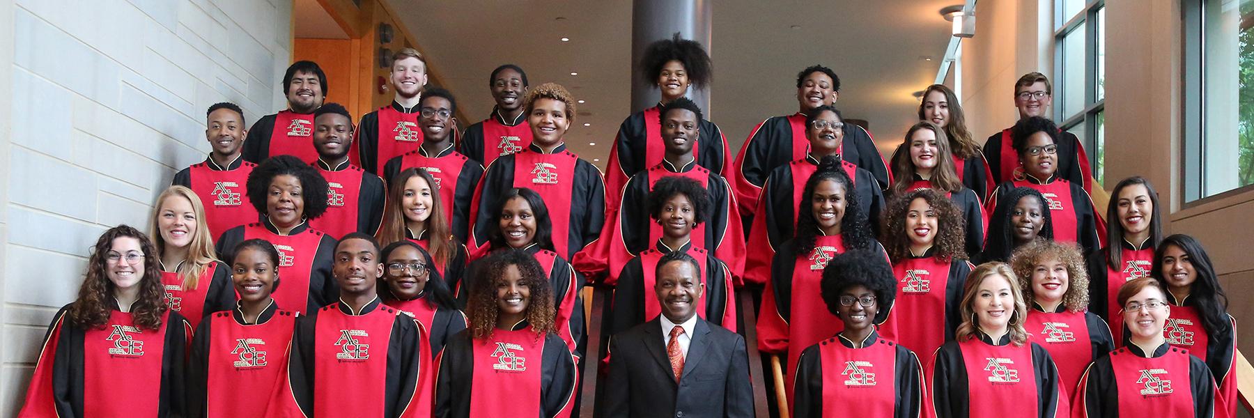 African American Choral Ensemble: Ensembles: African
